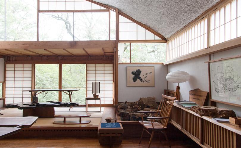 Nakashima – woodworker